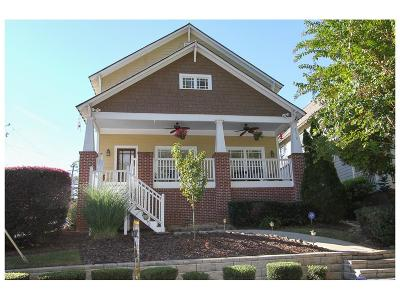 Decatur Single Family Home For Sale: 372 W Benson Street