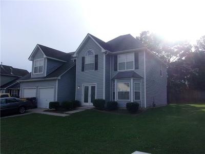 Snellville Single Family Home For Sale: 4405 Millenium View Court