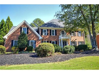 Marietta Single Family Home For Sale: 4810 Fernie Court NE