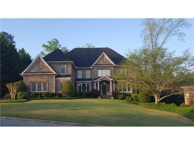 Johns Creek Single Family Home For Sale: 9750 Autry Falls Drive