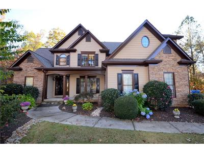 Cherokee County Single Family Home For Sale: 117 Copper Hills Drive