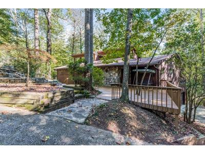 Roswell Single Family Home For Sale: 3781 Glengarry Way NE