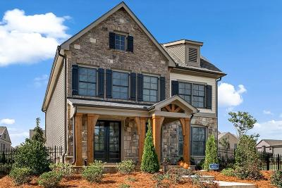 Forsyth County Single Family Home For Sale: 3945 Brookview Drive