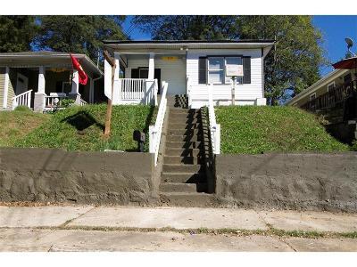 Single Family Home For Sale: 514 Connally Street SE