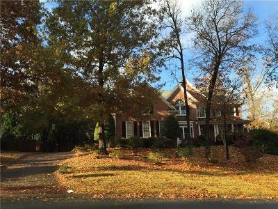 Marietta Single Family Home For Sale: 612 Belmont Crest Drive SE