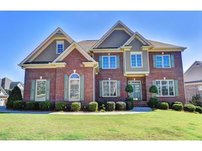Alpharetta Single Family Home For Sale: 5452 Spey Court