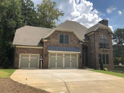 Cobb County Single Family Home For Sale: 1820 Blue Granite Court