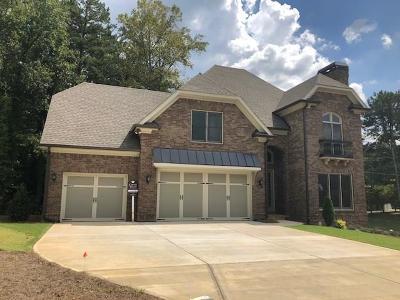 Marietta Single Family Home For Sale: 1820 Blue Granite Court