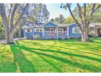 Smyrna Single Family Home For Sale: 1312 Pierce Avenue SE