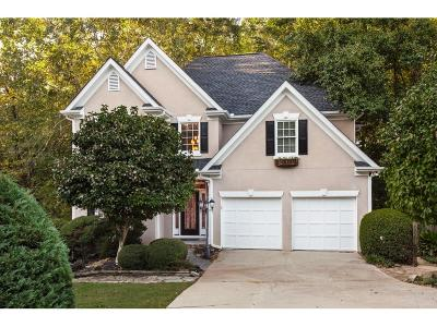Alpharetta Single Family Home For Sale: 585 Oak Alley Way