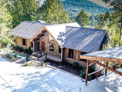 Big Canoe Single Family Home For Sale: 165 Buck Skull Ridge Road