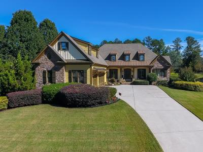 Powder Springs Single Family Home For Sale: 154 Gold Leaf Trail