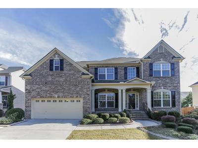 Atlanta Single Family Home For Sale: 3737 Lake Enclave Way
