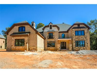 Roswell Single Family Home For Sale: 9950 Hightower Road