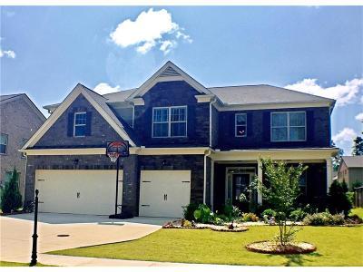 Forsyth County Single Family Home For Sale: 7590 Settles Walk Lane