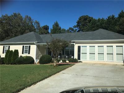 Loganville Single Family Home For Sale: 3380 Hudson Lane