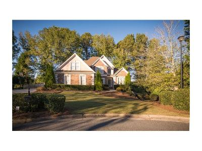 Forsyth County Single Family Home For Sale: 6935 York Place