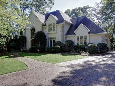 Sandy Springs Single Family Home For Sale: 16 Heards Overlook Court