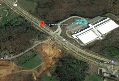 Commercial For Sale: 2978 Athens Highway