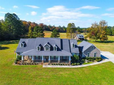 Bartow County Single Family Home For Sale: 460 Iron Hill Road