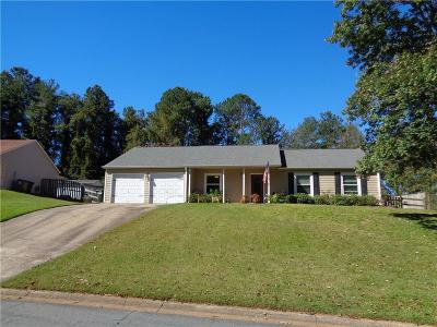 Cherokee County Single Family Home For Sale: 159 Riverchase Drive