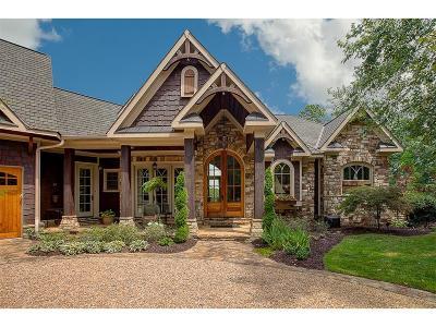 Cartersville Single Family Home For Sale: 35 Waterside Drive SE