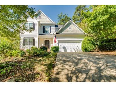 Canton Single Family Home For Sale: 210 Reserve Crossing
