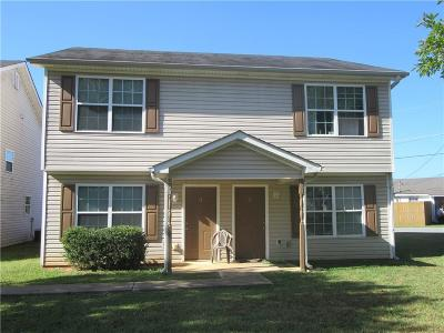 Bartow County Multi Family Home For Sale: 428 Cassville Road