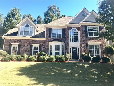 Buford Single Family Home For Sale: 3225 Goldmist Drive