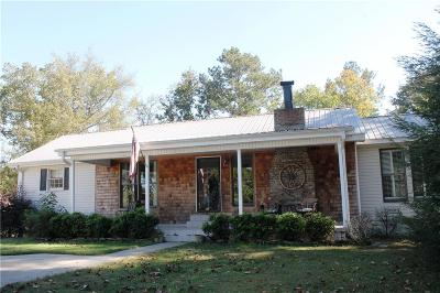 Ranger Single Family Home For Sale: 7336 Red Bud Road NE