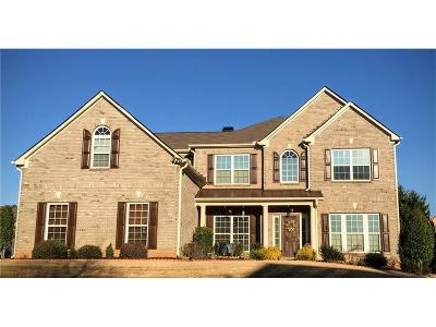 Cumming Single Family Home For Sale: 3110 Hazeltine Circle