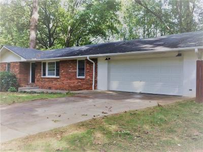 Cobb County Single Family Home For Sale: 5293 Montpelier Drive SW