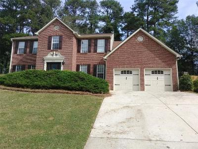 Grayson Single Family Home For Sale: 1970 Pinehurst View Drive