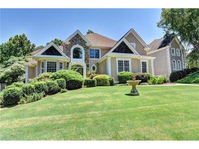 Dunwoody Single Family Home For Sale: 5309 Ashley Trace
