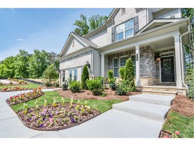 Buford Single Family Home For Sale: 2540 Matlin Way