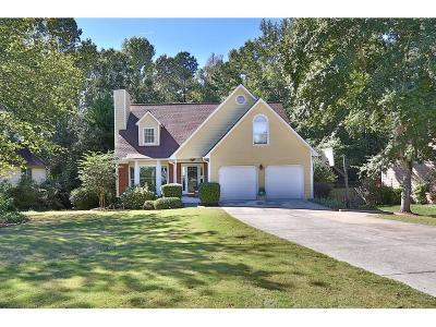 Alpharetta Single Family Home For Sale: 1097 Pine Grove Drive