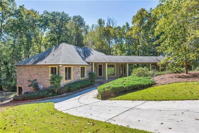 Atlanta Single Family Home For Sale: 662 Katy Creek