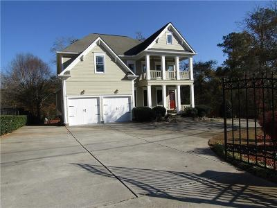 Roswell Single Family Home For Sale: 807 Grimes Bridge Road
