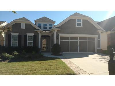 Griffin Single Family Home For Sale: 840 Peach Blossom Court
