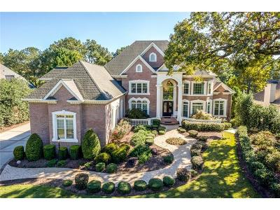 Johns Creek Single Family Home For Sale: 1826 Ballybunion Drive