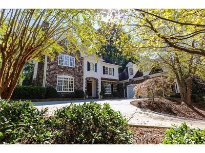 Atlanta Single Family Home For Sale: 1164 Dawn View Lane NW