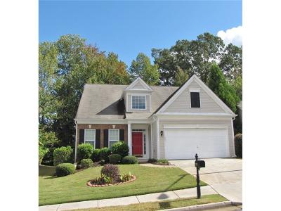 Kennesaw Single Family Home For Sale: 3320 Hampreston Way