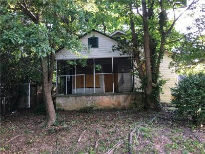 Atlanta Single Family Home For Sale: 34 Wadley Street