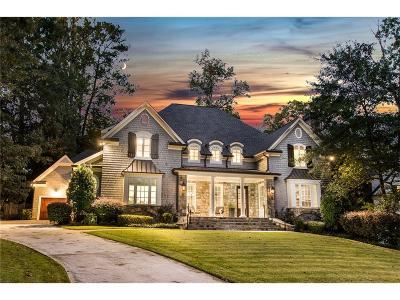 Atlanta Single Family Home For Sale: 440 Brookfield Drive