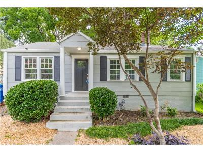 Atlanta Single Family Home For Sale: 761 Antone Street NW