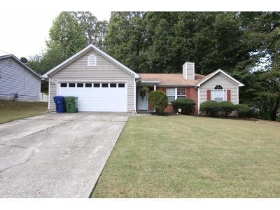 Atlanta Single Family Home For Sale: 2112 SW Briar Glen Lane