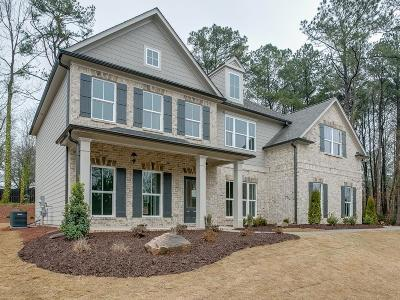Cumming Single Family Home For Sale: 7075 Concord Mountain Trail