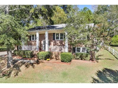 Marietta Single Family Home For Sale: 1885 Kemp Road