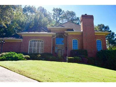 Alpharetta Single Family Home For Sale: 130 Holly Glen Court