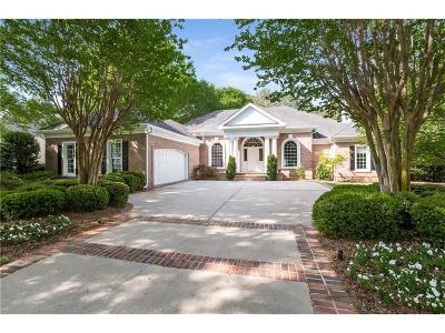 Johns Creek Single Family Home For Sale: 430 Darrow Drive
